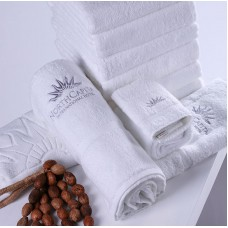 Egyptian 5 Star Hotel Towels Bath 100% Cotton White Terry 30x60 inches