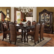 Luxury Heavy Carved Royal Dining Table Set 10 Chairs