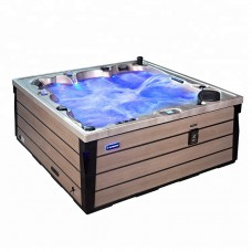 New SR802C 5 person hot tub outdoor spa whirlpool massage spa