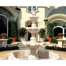 New Outdoor Antique Large Home Decor Abstract Water Fountain