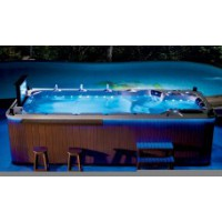 Swimming Pools Suppliers Acrylic Material Outdoor Spa Pool